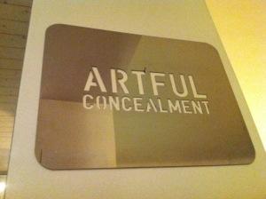 artful-concealment